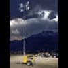 Torre de iluminación