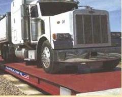 Bascula de Camiones