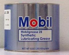 Grasa sintética para aviación Mobil Grease 28