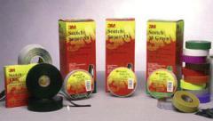 Cintas Aislantes de Goma y PVC para Uso Eléctrico