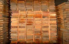 Piezas de madera