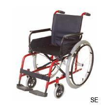 Silla de ruedas básica