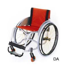 Silla de ruedas ultraliviana Dinamika