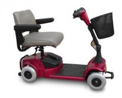 Scooters for people with disabilities