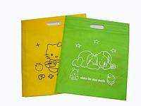 Bolsas Eco Reutilizables planas con manilla