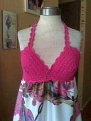 Soleras coloridas en crochet y telas 2012,  todas