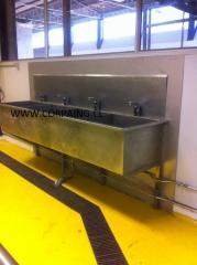 Lavamanos industriales