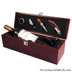 Caja de Madera para Vino