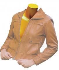 Jackets Dama, Borrego Miel