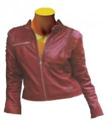 Jackets Dama, Borrego Rojo
