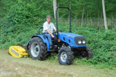 Tractor Convencional