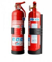 Extintor Portátil Polvo Químico Seco