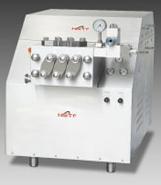 Homogenizers for laboratories