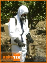 Protective clothing, dust-protective,