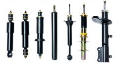 Liner shock absorbers