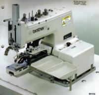 Maquina de coser Brother, Maquina botonera