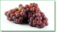 Uvas Crimson Seedless