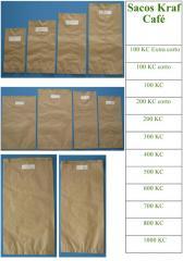 Paper bags for sugar
