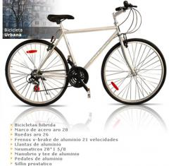 Bicycles touring