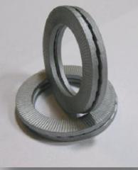 Aluminum lock washers