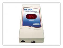 Gas meters drum