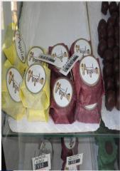 Bombones de chocolates Angeli