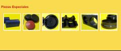 Rubber products of various purpose