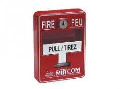 Estacion manual de incendio