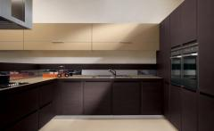 Cocinas contemporaneas en maderas o color