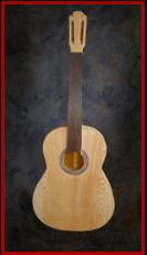 Guitarra Concierto en Cedro Macizo