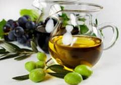Flavored olive oil