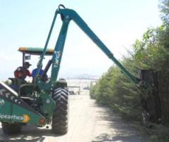 Special equipment road