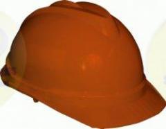 Miner's helmets