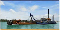 Industrial vessels deepbottomed groundscooped
