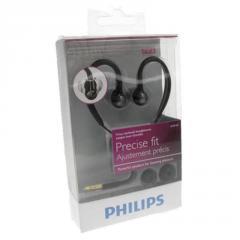 Audífonos Philips SHS-8100 gancho oreja y Botón
