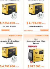 Compressor Amarillo