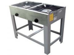 Anafe Industrial certificado 2 plato, modelo6EA30