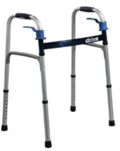 Support go-carts, folding walking