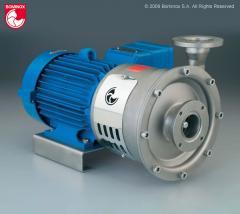 ROTOR-M - Bomba volumétrica monobloc de rotor helicoidal