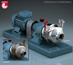 ELNOX-R/S - Bomba centrífuga eje libre (con roscas)