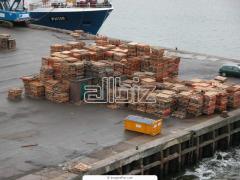 Autorecipientes para transportación, almacenaje de productos gasiformes