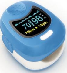 Oxímetro de Pulso de Dedo Pediátrico, marca Contec CMS-50QB