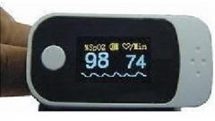Oxímetro de Pulso de dedo, marca Ronseda RSD 6000