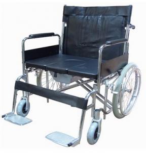 Silla de Ruedas para Obesos, modelo 3799