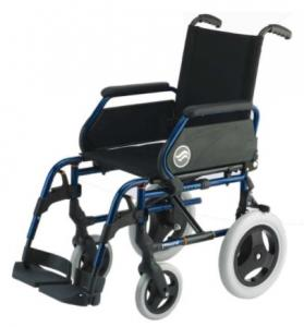 Silla de Ruedas, marca Sunrise Medical Breezy 1627