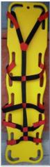 Tabla Espinal Plástica Adulto, marca Famed