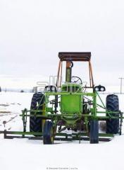 Aparatos de cultivar terrenos Mod 5753