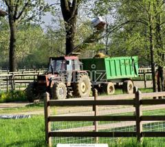 Aparatos de cultivar terrenos Mod 456