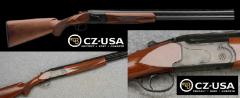 Cz- USA. 06081 CNVSDLX 71cm MC BLK Cal. 12