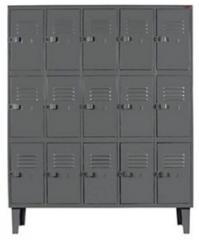 Locker Metálico, marca Equimet G-500-3